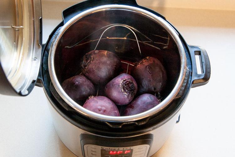 [Instant Pot] Insta-Beets!