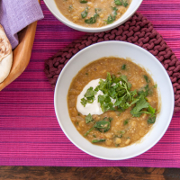[Instant Pot] Everyday Lentil & Spinach Dal