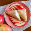 Easiest Seasonal Treat: The Apple Turnover Ice Cream Sandwich