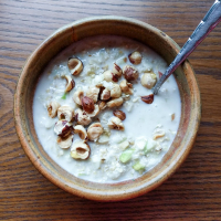 Steel-Cut Bircher Muesli