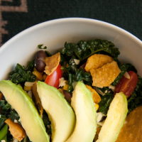 Nacho Average Kale Salad