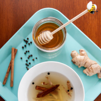 Healing Honey Tonic