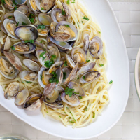 [Instant Pot] Double-Decker Linguine + Clams