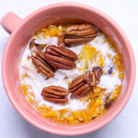 [Instant Pot] Carrot Cake Steel-Cut Oats