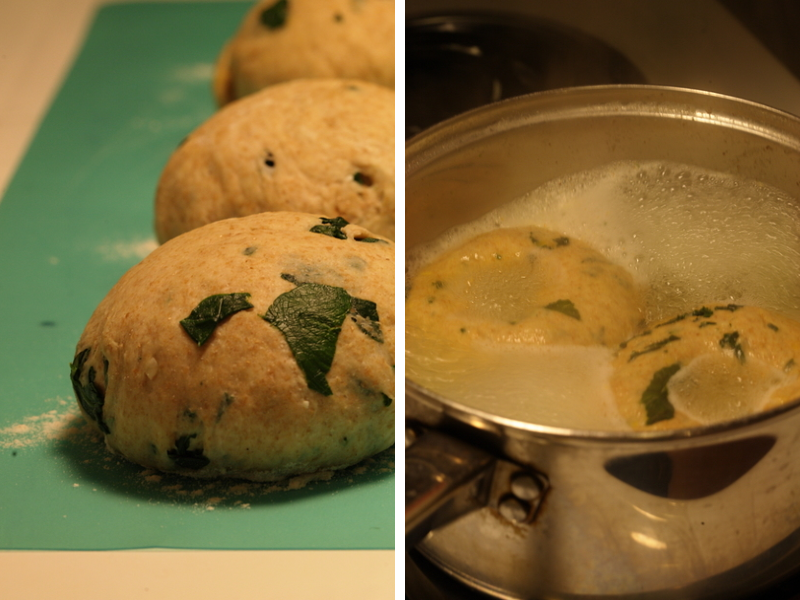 Rising and Boiling Bagels