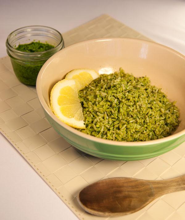 Super Greens Rice