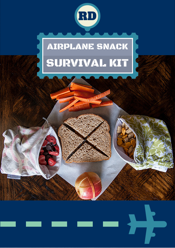 RD Airplane Snack Survival Kit
