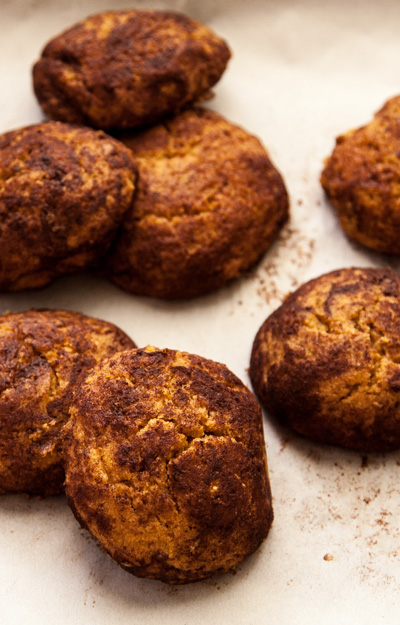 Whole Grain PumpkinSnickerdoodles