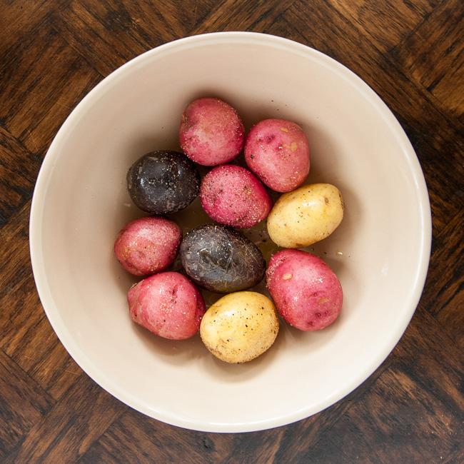MyPlate Bake with Baby Purple Potato Mix