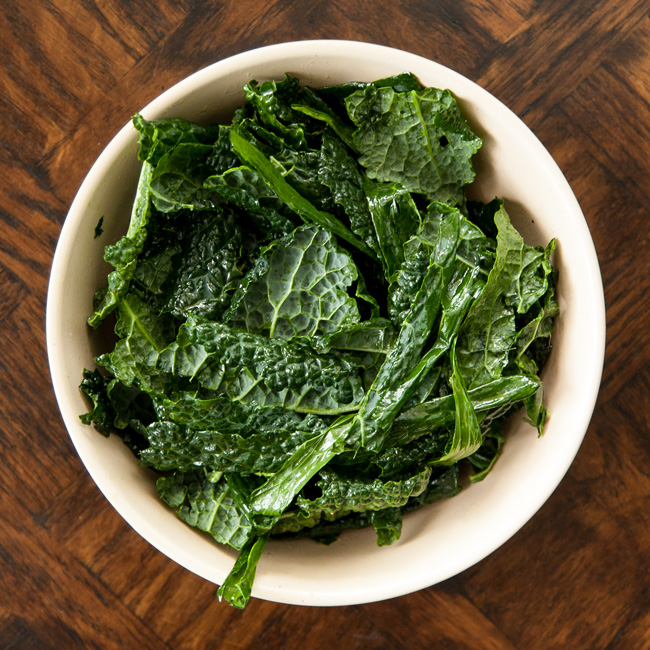 MyPlate Bake with Crispy Kale