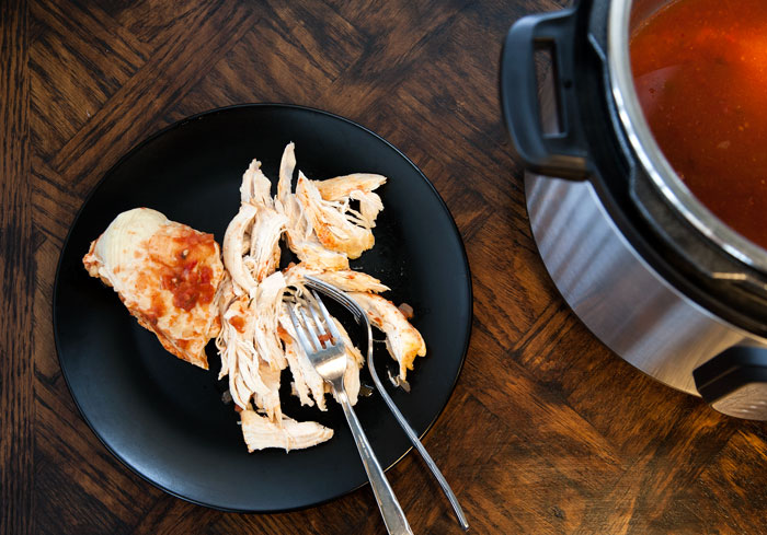 [Instant Pot] Insta-Chicken!