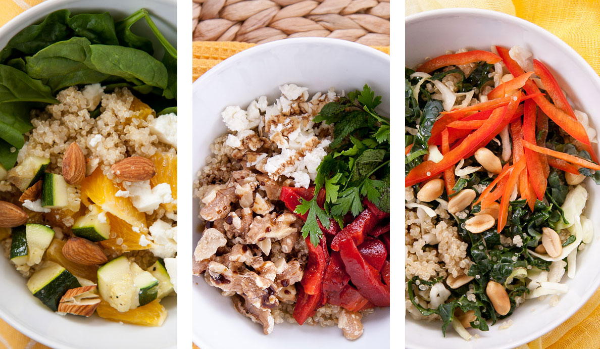 5 New Ways to Love Quinoa