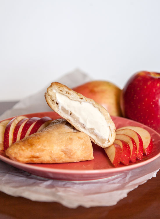 Apple Turnover Ice Cream Sandwich