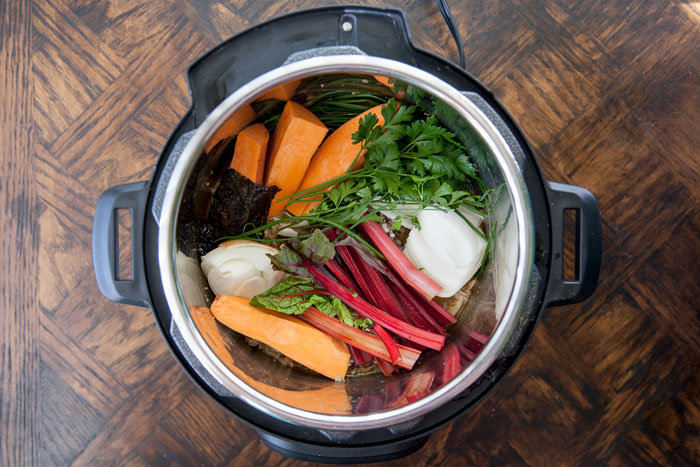 [Instant Pot] Insta-Broth! DIY Pressure Cooker Bone Broth