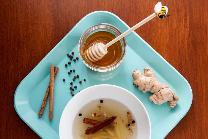 Healing Honey Tonic