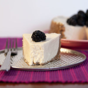 Instant Pot Greek Yogurt Cheesecake