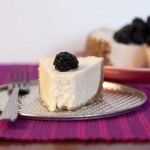 Instant Pot Greek Yogurt Cheesecake