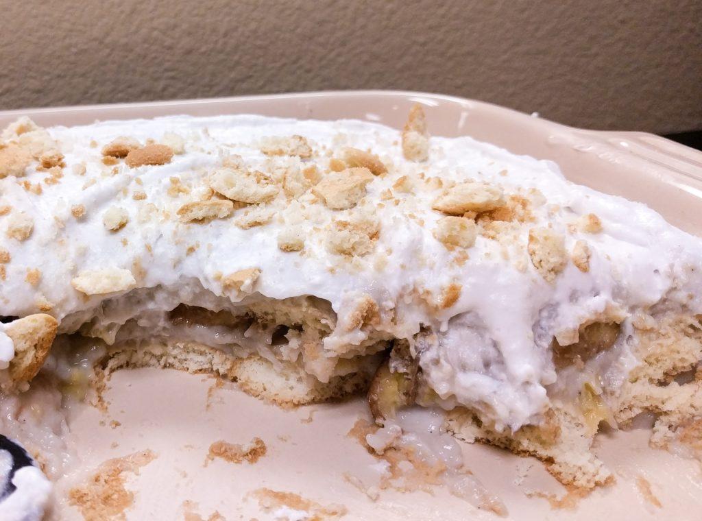 Mary's Famous Vegan Banana Pudding