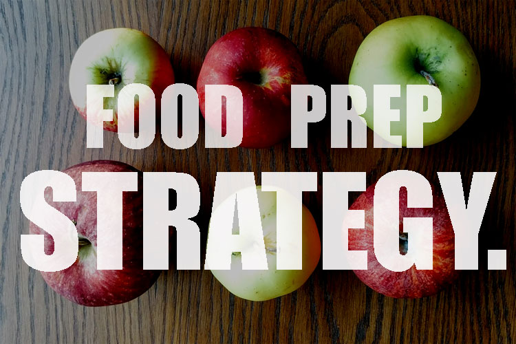 Food Prep Strategy: 7 Steps to Sustenance & Sanity