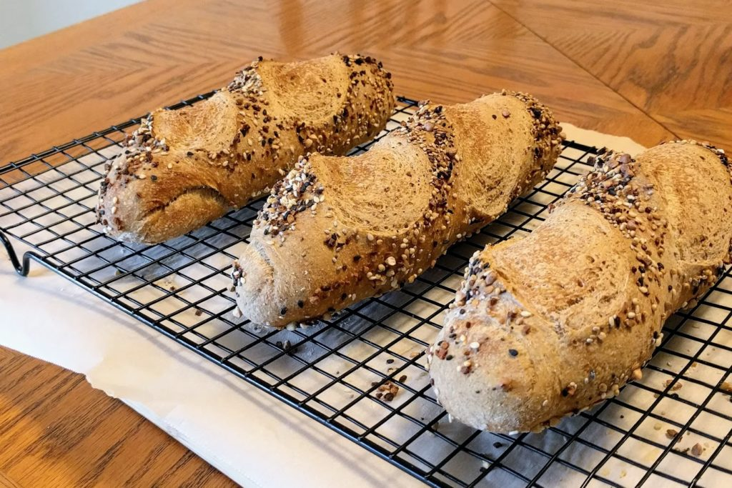 Bread Baking Habit