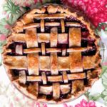 My First Wild Blackberry Pie