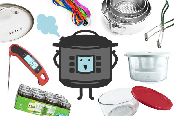 Instant Pot: My Favorite Things
