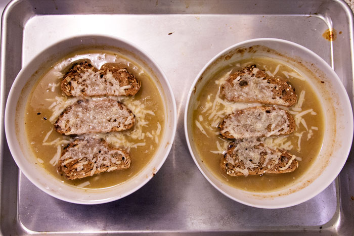 [Instant Pot] French Onion Soup