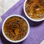 [Instant Pot] Maple Espresso Creme Brulee