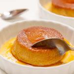 [Instant Pot] Pumpkin Salted Caramel Flan