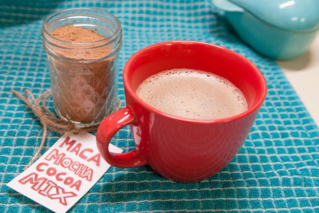 Maca Mocha Cocoa Mix