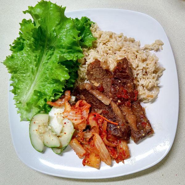 Instant Pot Freezer Meal: Korean Short Ribs