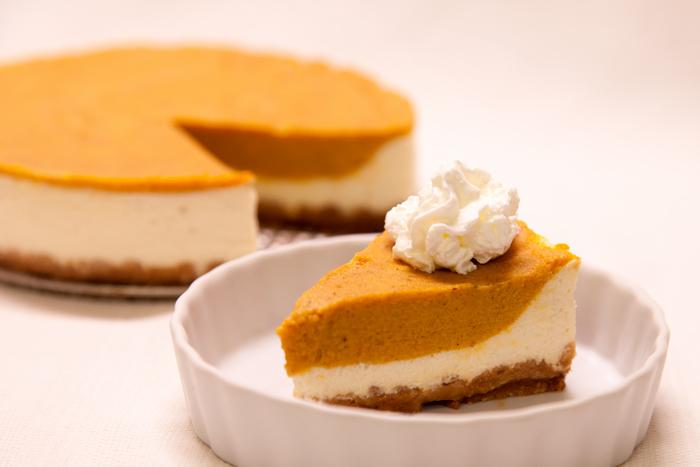 [Instant Pot] Pumpkin Pie Cheesecake